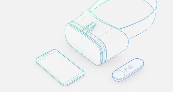 Galaxy S7 Edge spotted running Daydream VR