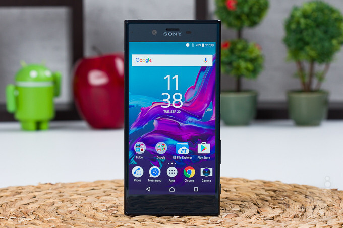 Sony Xperia XZ - Sony pushes November security updates to Xperia XZ and Xperia X Compact