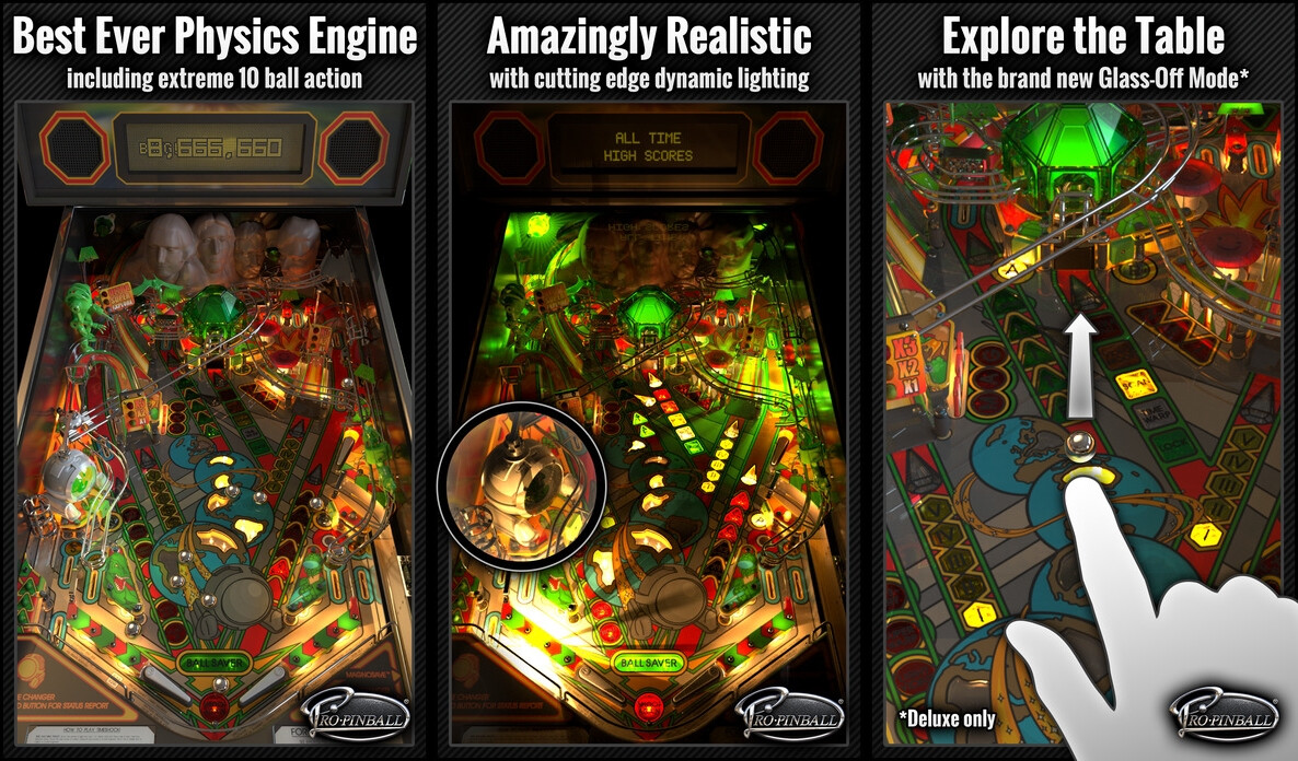 Phone Pinball For Android Phone 5 of the best pinball games for iphone and android effect to them there are still crazy drawings lights but colors subdued so you wont be overloading your senses as mu