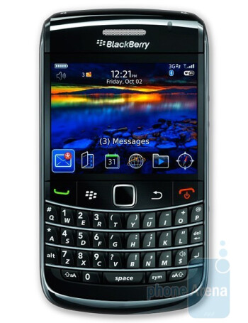 BlackBerry Bold 9700 is available with T-Mobile and AT&T