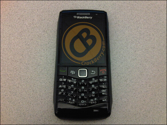 RIM BlackBerry Pearl 9100 on the rise