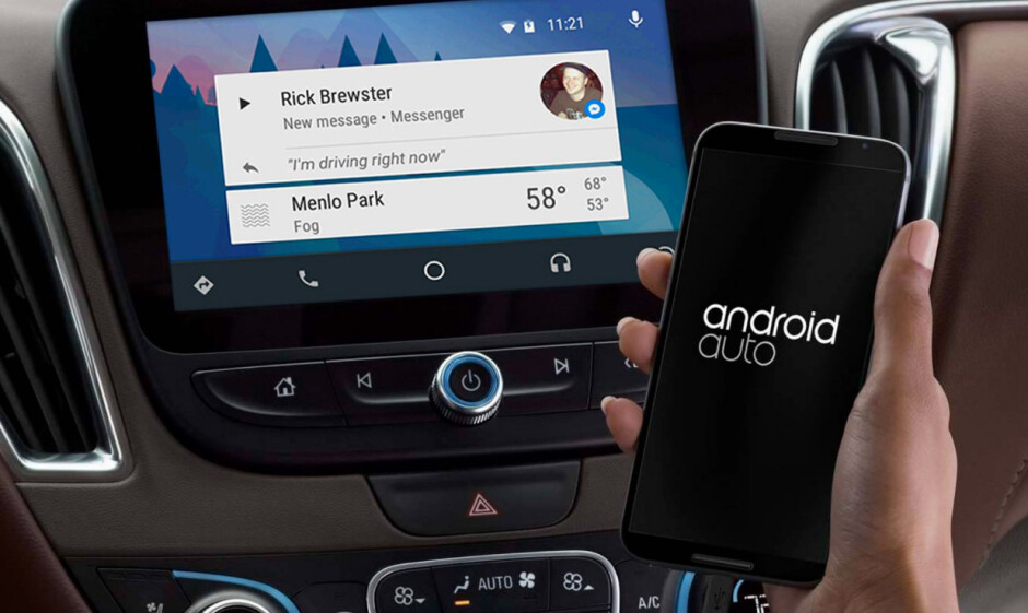 Facebook gets Android Auto integration for safe texting on the road