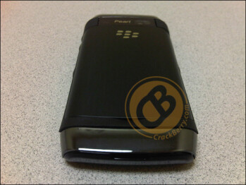 The new BlackBerry Pearl is said to run the BB 5.0 OS