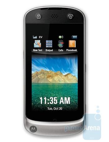 The Motorola Crush