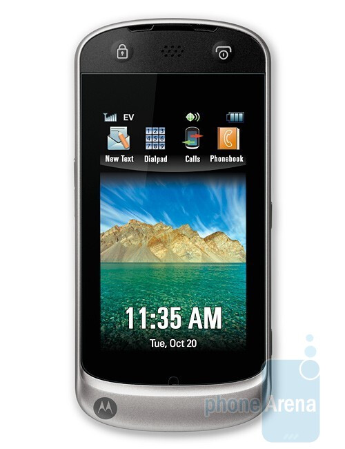 The Motorola Crush - Motorola has a Crush on U.S. Cellular