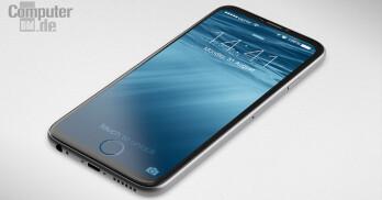 Latest Apple IPhone 8 Rumor Claims New 52 Display Size Radical Wrap Around Design