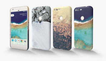 hot sale online a18f7 e1818 Google launches new Earth and Trends Live Cases for the Pixel and ...