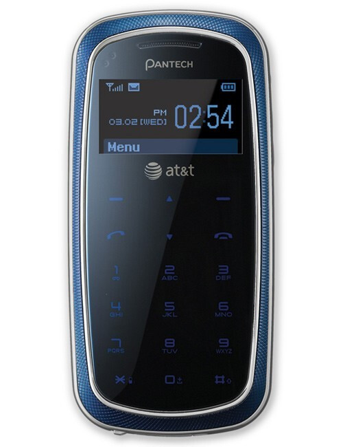 AT&T's LG Shine II and Pantech Impact now available