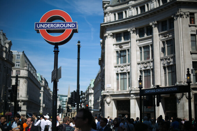 Transport for London will track passengers' phones as part of a study