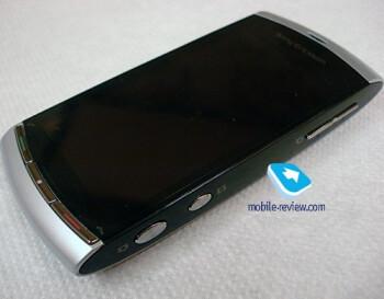 The Sony Ericsson Kurara gets previewed