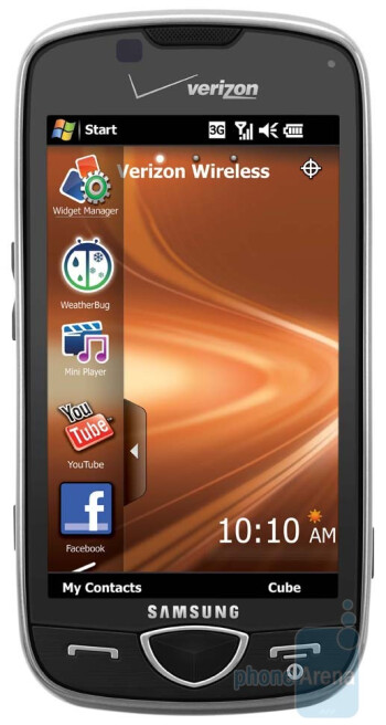 Verizon's Samsung Omnia II launches December 2 for $199.99