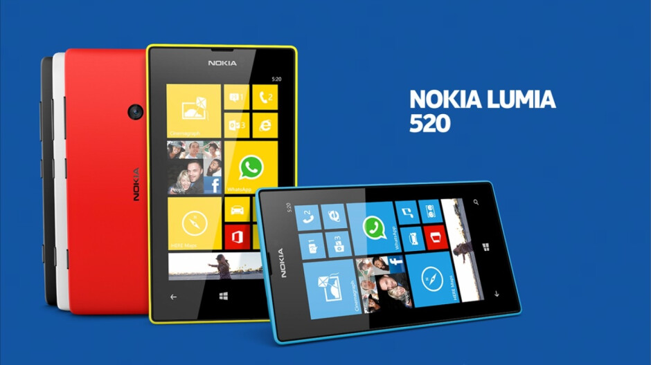 The Nokia Lumia 520 remains the most popular Windows Phone - Remember the Nokia Lumia 520? For years it has been the most popular Windows Phone device