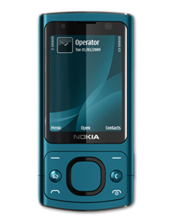 The Nokia 6700 slider will become available in various colors