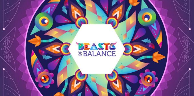 Beasts of Balance is a new breed half digital, half traditional board game