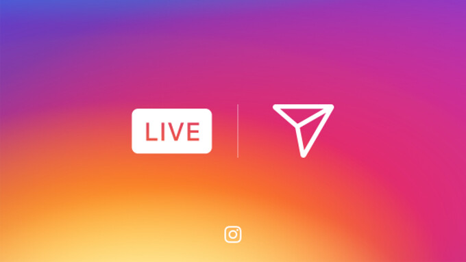 Instagram brings live video to Stories, disappearing photos and video in direct messages