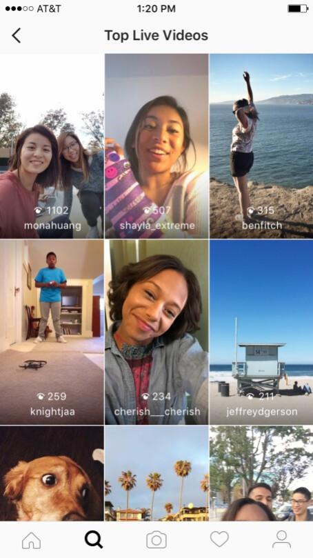 Instagram for iOS
