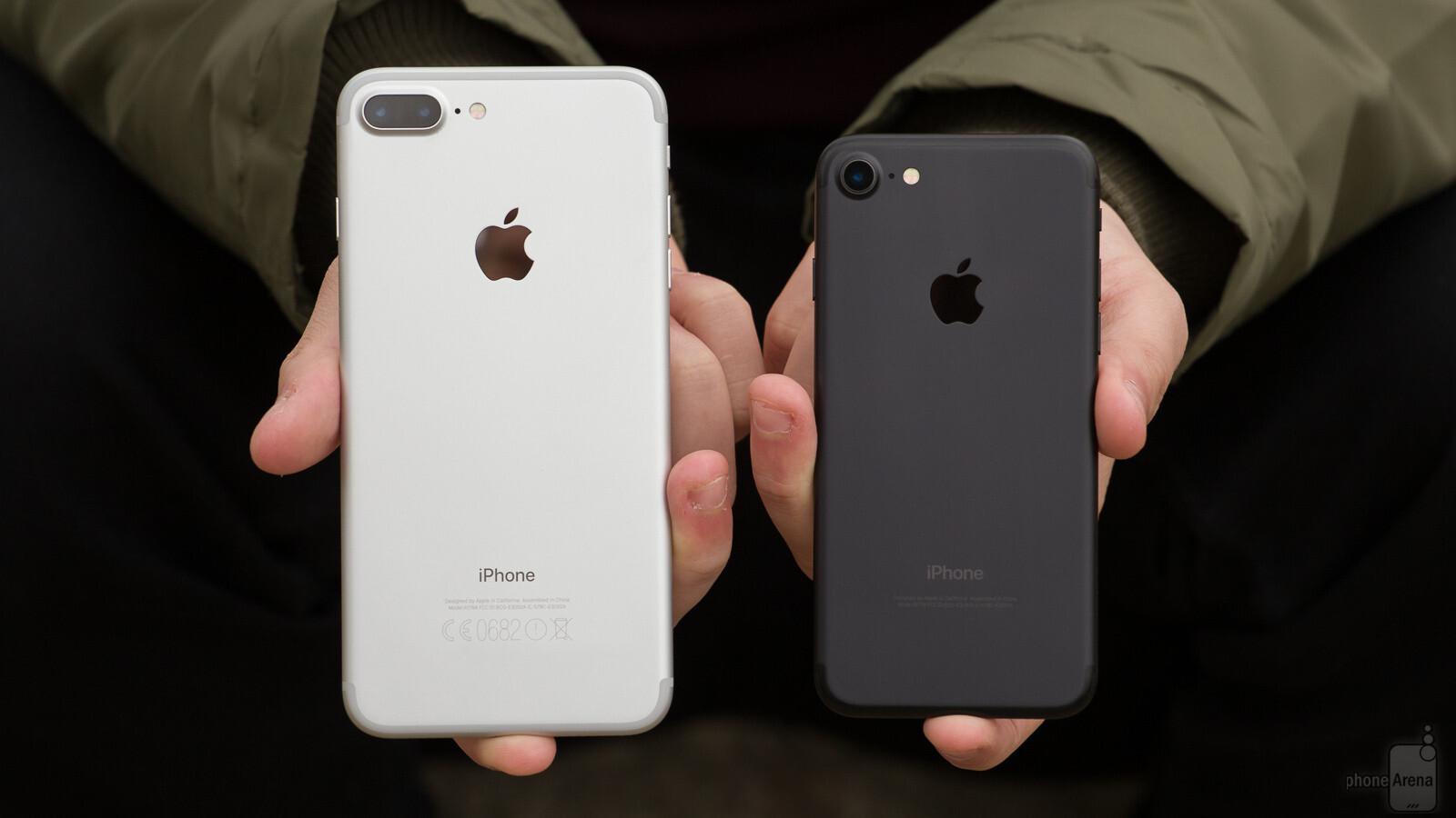 FOTOS IPHONE 7 PLUS VS IPHONE X