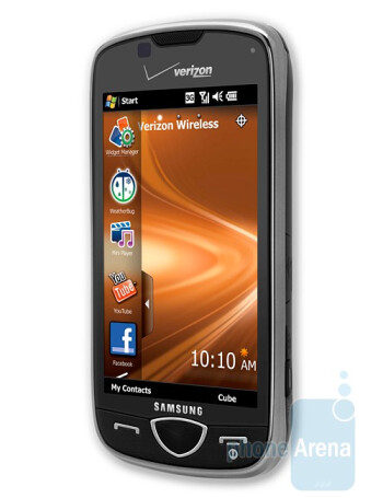 Verizon will release the Samsung Omnia II on December 2