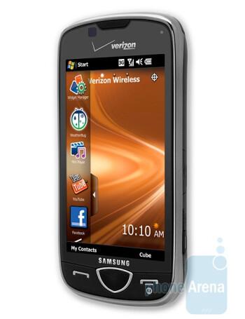Verizon will release the Samsung Omnia II on December 2