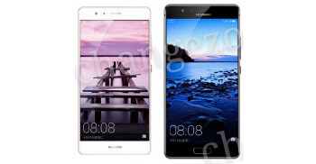 Alleged Huawei P10 press renders suggest dual-curved version