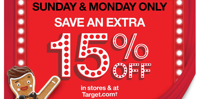 """Target Cyber Monday deals: 15% off all Apple devices and """"nearly everything"""" else"""
