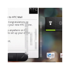 Android 2.1 seen on HTC Hero?