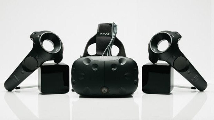 HTC has sold more than 140,000 units of its Vive VR headset - HTC has sold more than 140,000 Vive VR headsets
