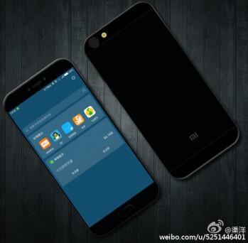 Alleged Xiaomi Mi 6 prototype