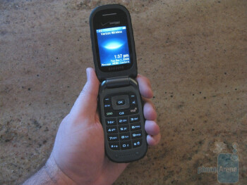 Hands-on Preview of the Samsung Omnia II, Convoy, and Casio Rock