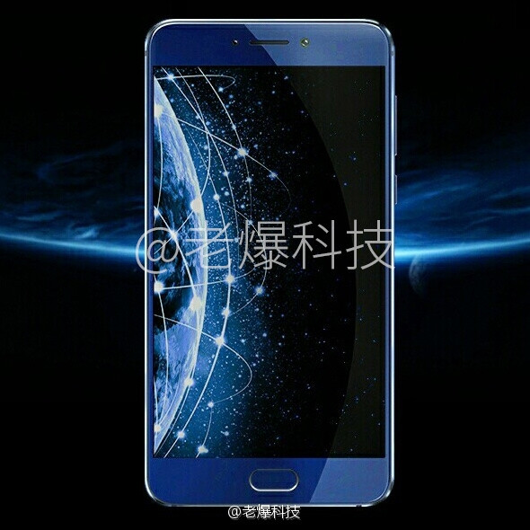 The Blue Charm X resembles the Honor 8 in front...