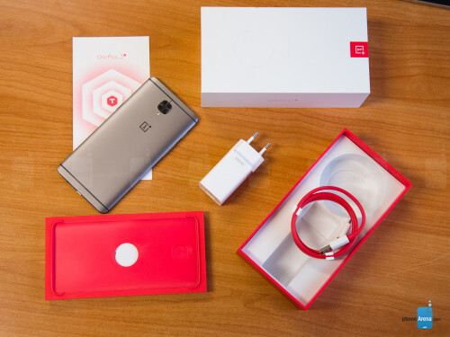 OnePlus 3T unboxing