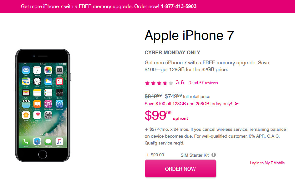 t mobile free iphone upgrade
