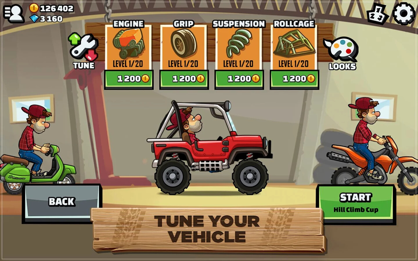 Hill Climb Racing 2 Races Its Way Into Google Play Store