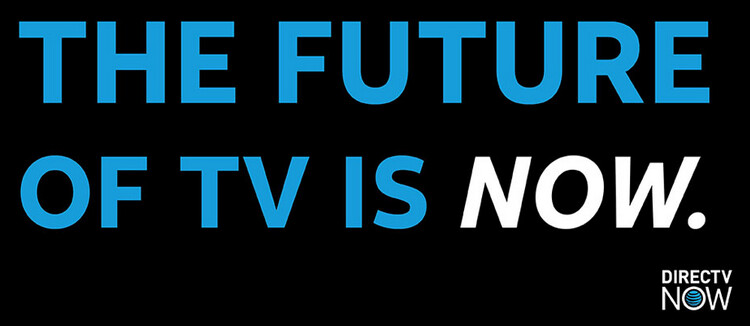 AT&T introduces DirecTV Now, streaming programming data free to AT&T