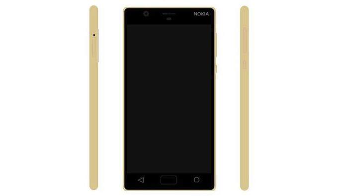 Android-based Nokia D1C concept image - Would you get an Android phone for its Nokia branding?