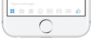 Look for the little game controller icon - How to play Facebook Messenger's Instant Games on your Android or iPhone