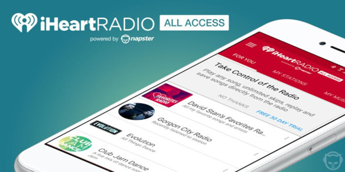 iHeartRadio is the latest music streaming service to offer on-demand tunes