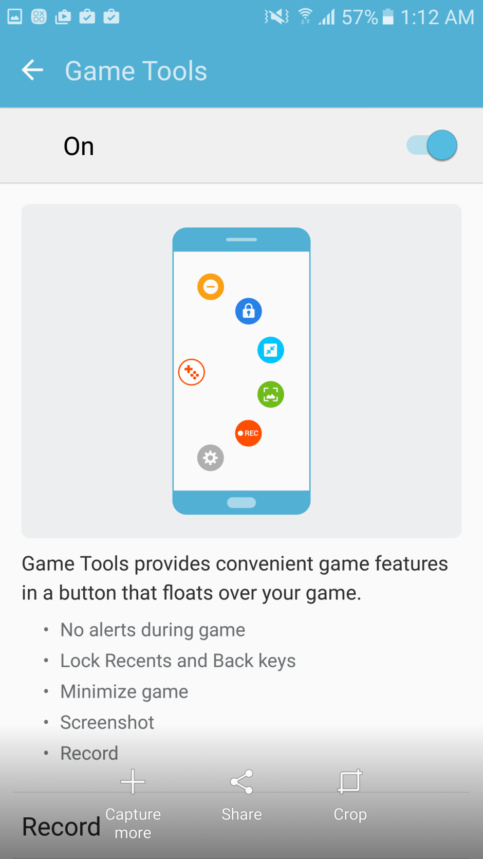 You can now use these goodies with non-gaming apps, too - How to use any app on your Samsung phone with Game Tools (record, minimize, mute notifications)
