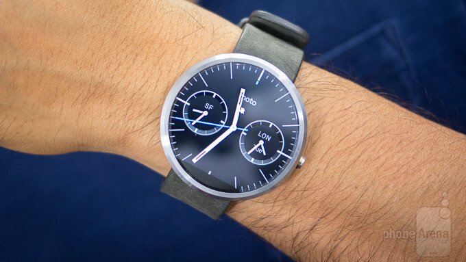 Don't expect a new Motorola smartwatch anytime soon