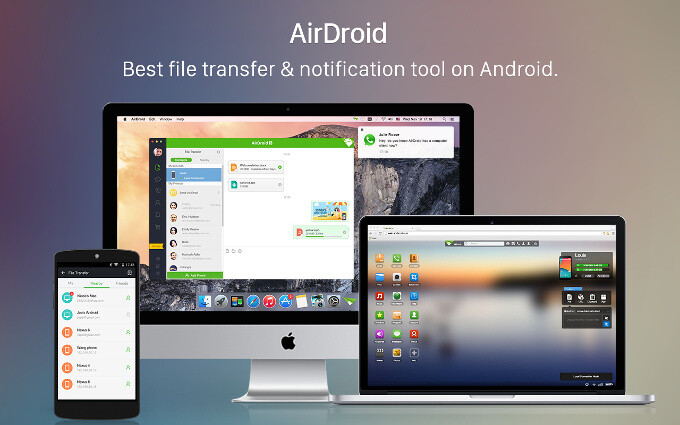 Beware of Airdroid - over 20 million users exposed to security risks