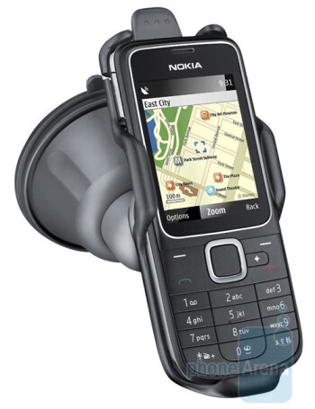 The Nokia 2710 Navigation Edition