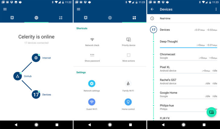 Out with the old and in with the new - Google On app rebranded as Google WiFi