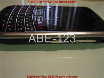 BlackBerry Essex. aka Tour2, is now the 9650; unlocked unit sells for $1388.99 on eBay