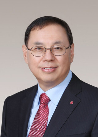 Jo Seong-jin is the new CEO of LG Electronics