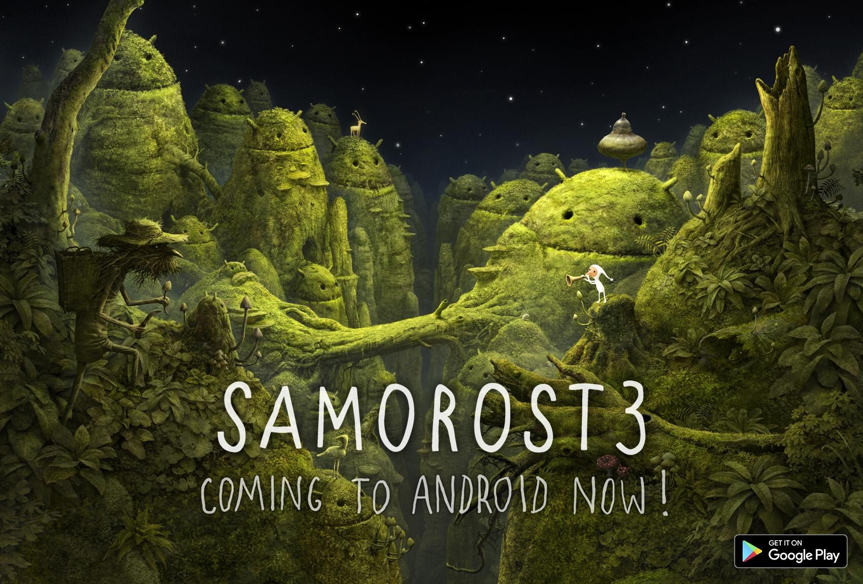 samorost 3 point and click adventure game lands on android phonearena