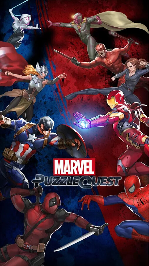 Marvel Puzzle Quest adds Medusa, Queen of the Inhumans, as ...