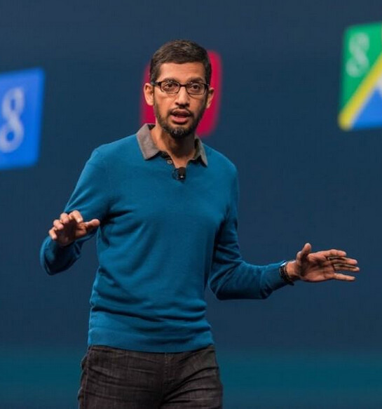Google CEO Sundar Pichai and crew showed off the company's AI powered future at I/O 2016 last May - A brighter future sends me back to Android following eight months with iOS