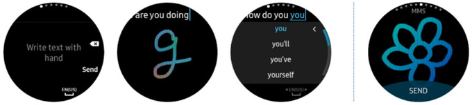 Samsung Gear S2 gets updated with Gear S3 features