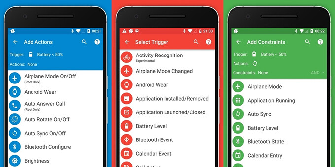 Spotlight: MacroDroid is a super-powerful automation app for Android that rivals Tasker and IFTTT