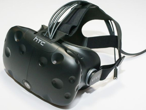 HTC Vive - Lower demand for VR expected in 2017